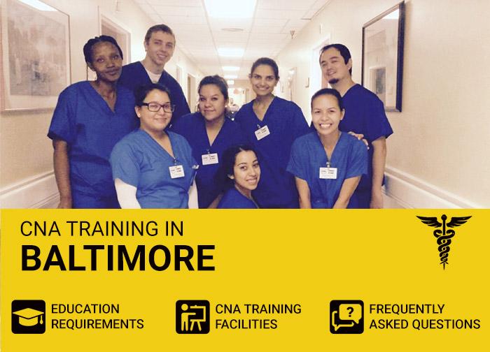 CNA Training in Baltimore