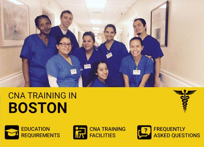CNA Training in Boston