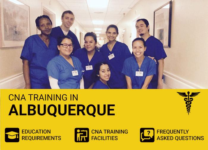 CNA Training in Albuquerque