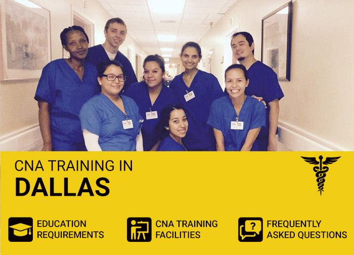 CNA Training in Dallas
