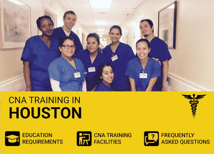 CNA Training in Houston
