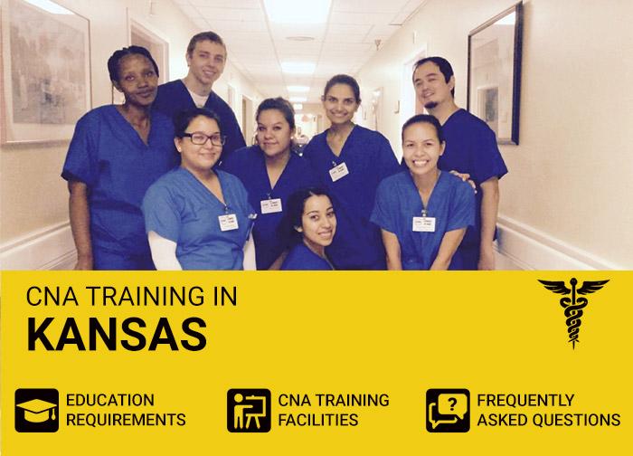 CNA Training in Kansas