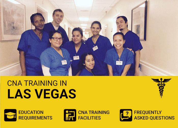 CNA Training in Las Vegas