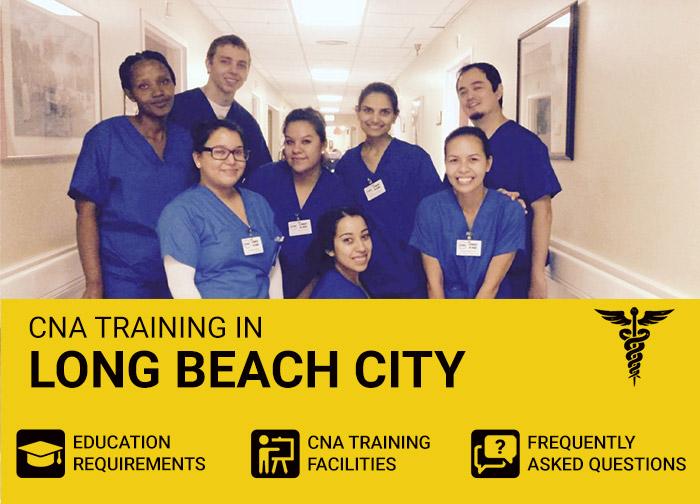 CNA Training in Long Beach city