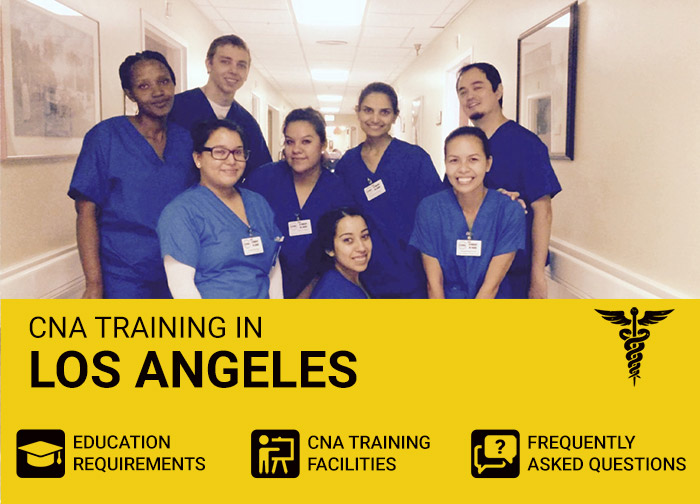 CNA Training in Los Angeles
