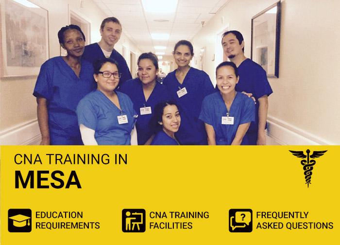 CNA Training in Mesa