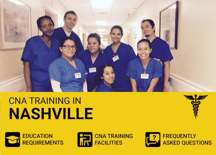 CNA Training in Nashville