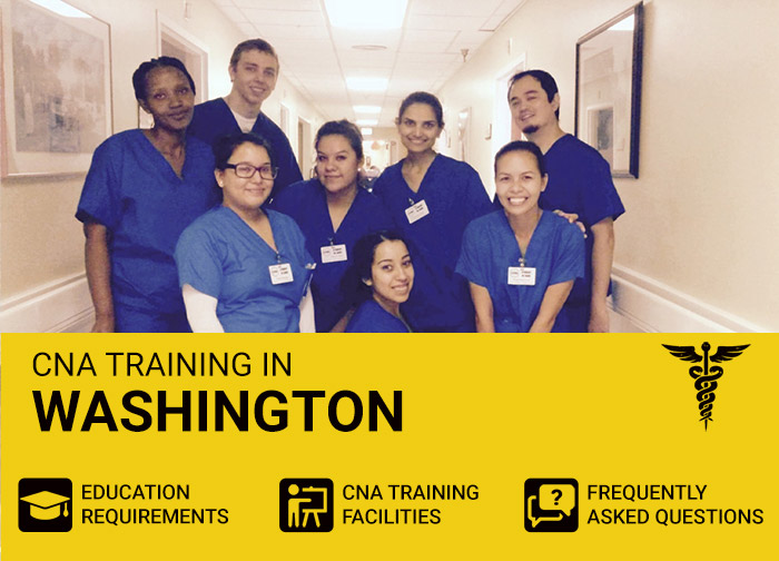 CNA Training in Washington
